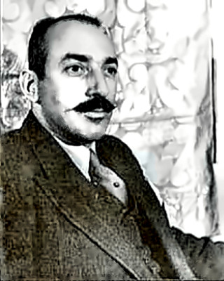 Publisher Alfred A. Knopf