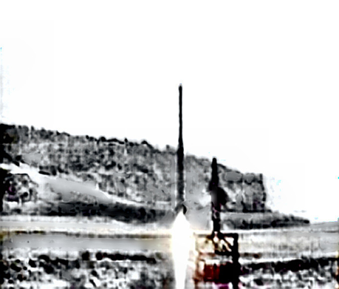 North Korean missile launch