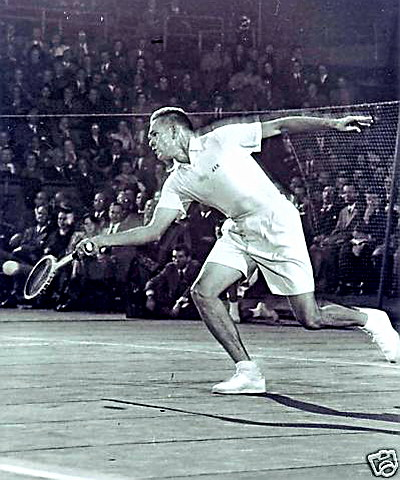 Tennis Hall of Fame Champion Jack Kramer