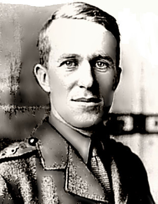 Soldier T. E. Lawrence