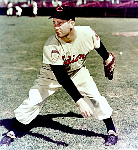 Hall of Fame Pitcher Bob Lemon