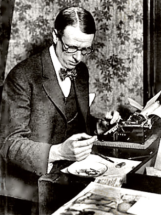 Sinclair Lewis - typing