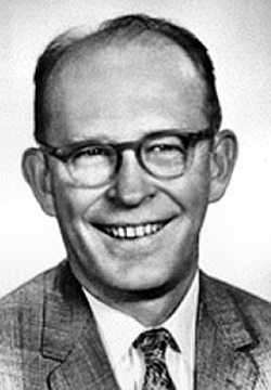 Physical Chemist Willard Libby