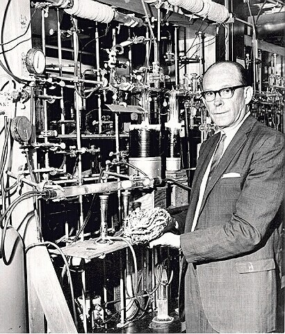 Nobel Laureate Willard Libby