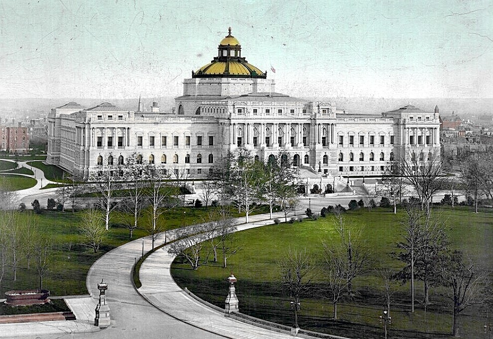 Library of Congress as completed