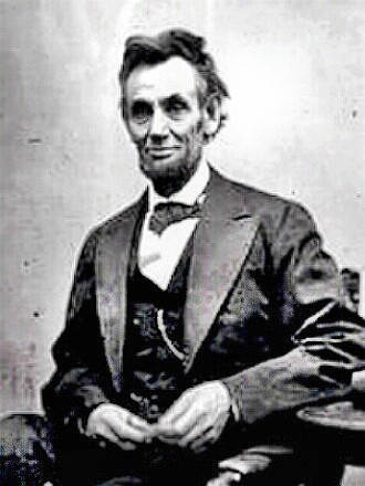 Lincoln's last sitting