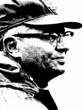 Hall of Fame Coach Vince Lombardi