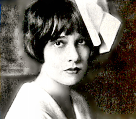 Screenwriter Anita Loos