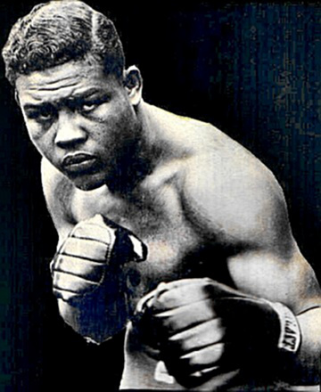 World Heavyweight Champion Joe Louis