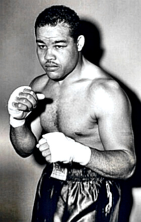 Heavyweight Champion Joe Louis