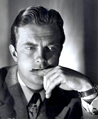 Actor William Lundigan