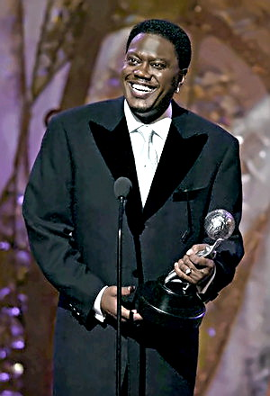 Actor Bernie Mac