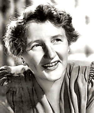 Actress Marjorie Main