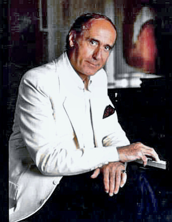 Composer Henry Mancini