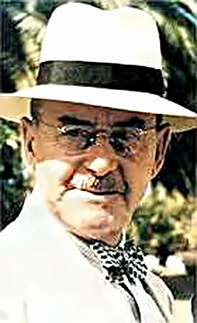 Writer Thomas Mann