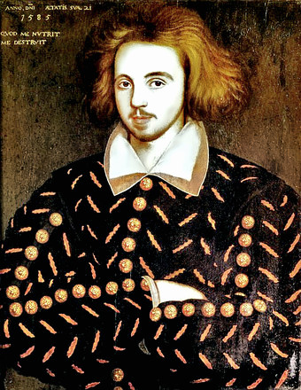 Poet Christopher Marlowe