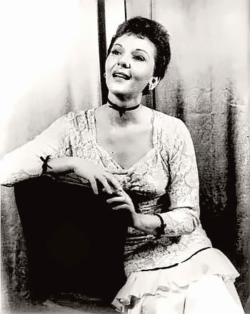 Actress and Singer Mary Martin