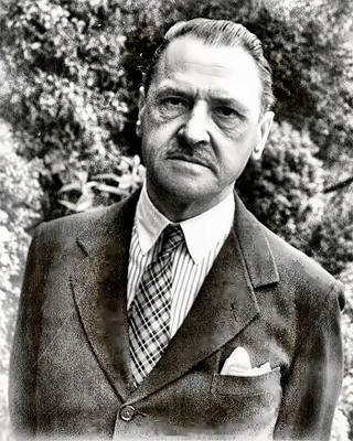 Writer Somerset Maugham