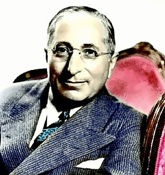 Producer Louis B. Mayer