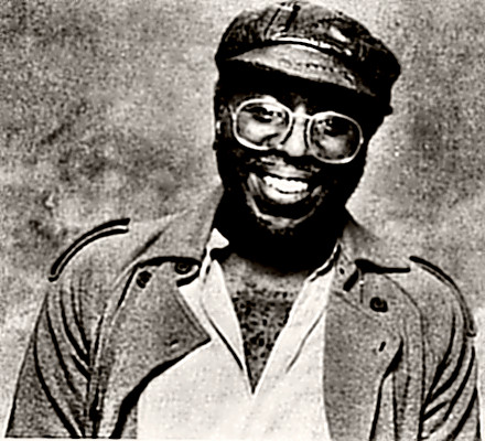 Producer Curtis Mayfield