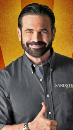 Pitchman Billy Mays