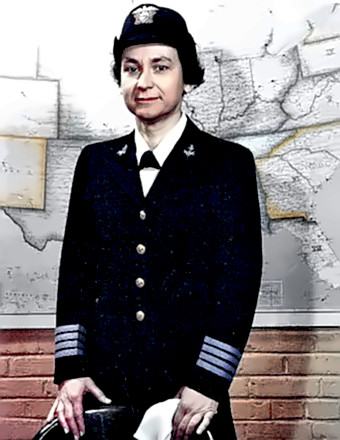 Captain Mildred McAfee