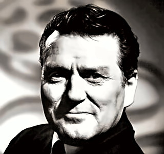 Actor Charles McGraw