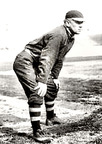 Baseball Great John McGraw