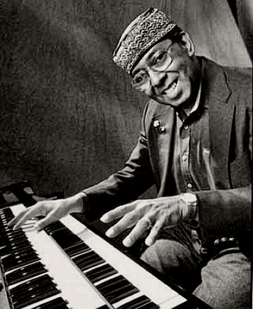 Blues Organist Jimmy McGriff