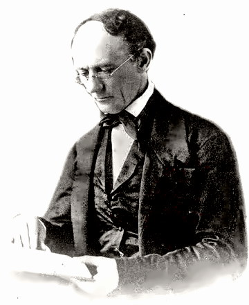 Educator William McGuffey