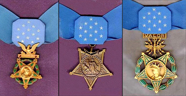 Medal of Honor of the US Services