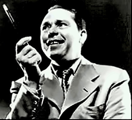 Conductor Johnny Mercer