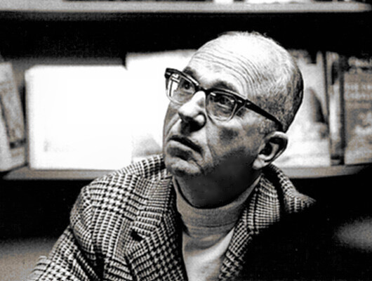 Pulitzer Prize Writer James A. Michener
