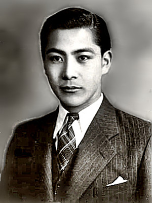 Actor Toshiro Mifune