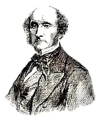 Philosopher John Stuart Mill