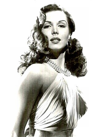 Actress & Dancer Ann Miller