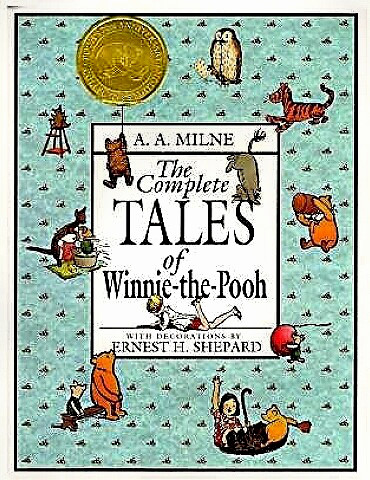 A.A. Milne - Winnie the Pooh Stories