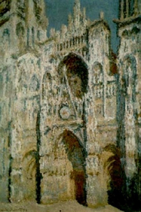 Monet - Ruen Cathedral