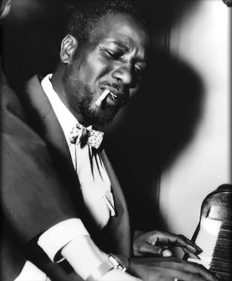 Jazz Great Thelonious Monk