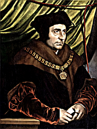 Sir Thomas More, Lord Chancellor of England
