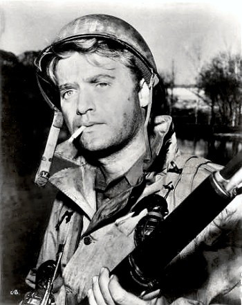Actor Vic Morrow