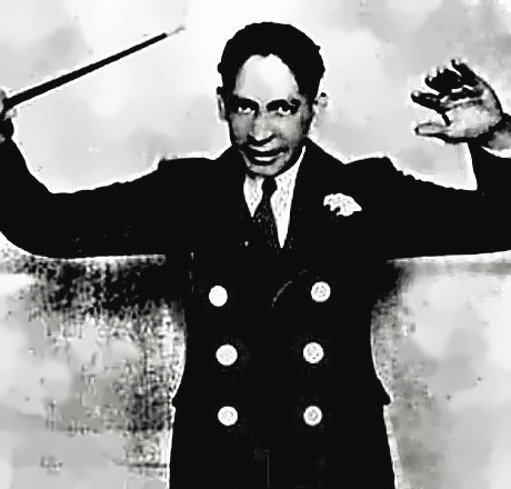 Bandleader Jelly Roll Morton