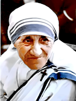 Nobel Laureate Mother Theresa