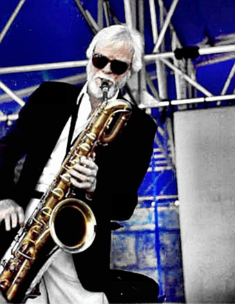 Gerry Mulligan at Newport Jazz Festival