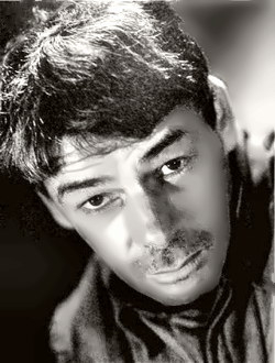Actor Paul Muni