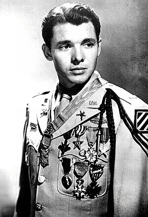 Most Decorated Hero Audie Murphy