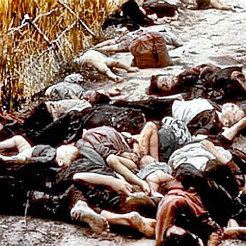 My Lai victims