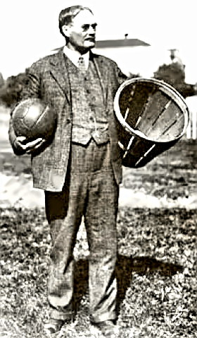 Basketball Inventor James Naismith