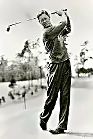 Golf Great Byron Nelson