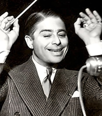 Conductor Alfred Newman